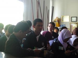 Kunjungan Politeknik Negeri Semarang