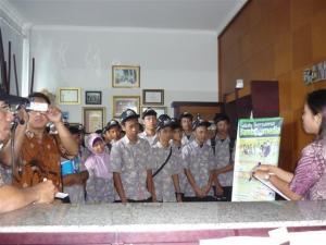 Kunjungan SMK.N. 5 Surakarta