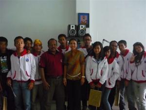 Kunjungan Industri SMK Perintis 29-01 Semarang