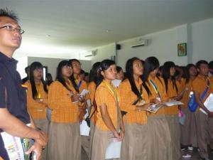 Study Banding SMK Negeri Pasirian  Lumajang