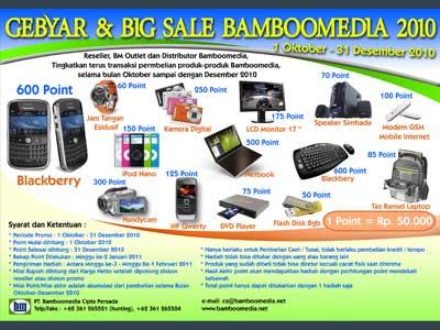 Gebyar & Big Sale BM