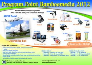 Pemenang Program Point