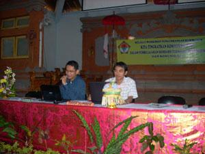 Pelatihan Guru SMP 1 Dps